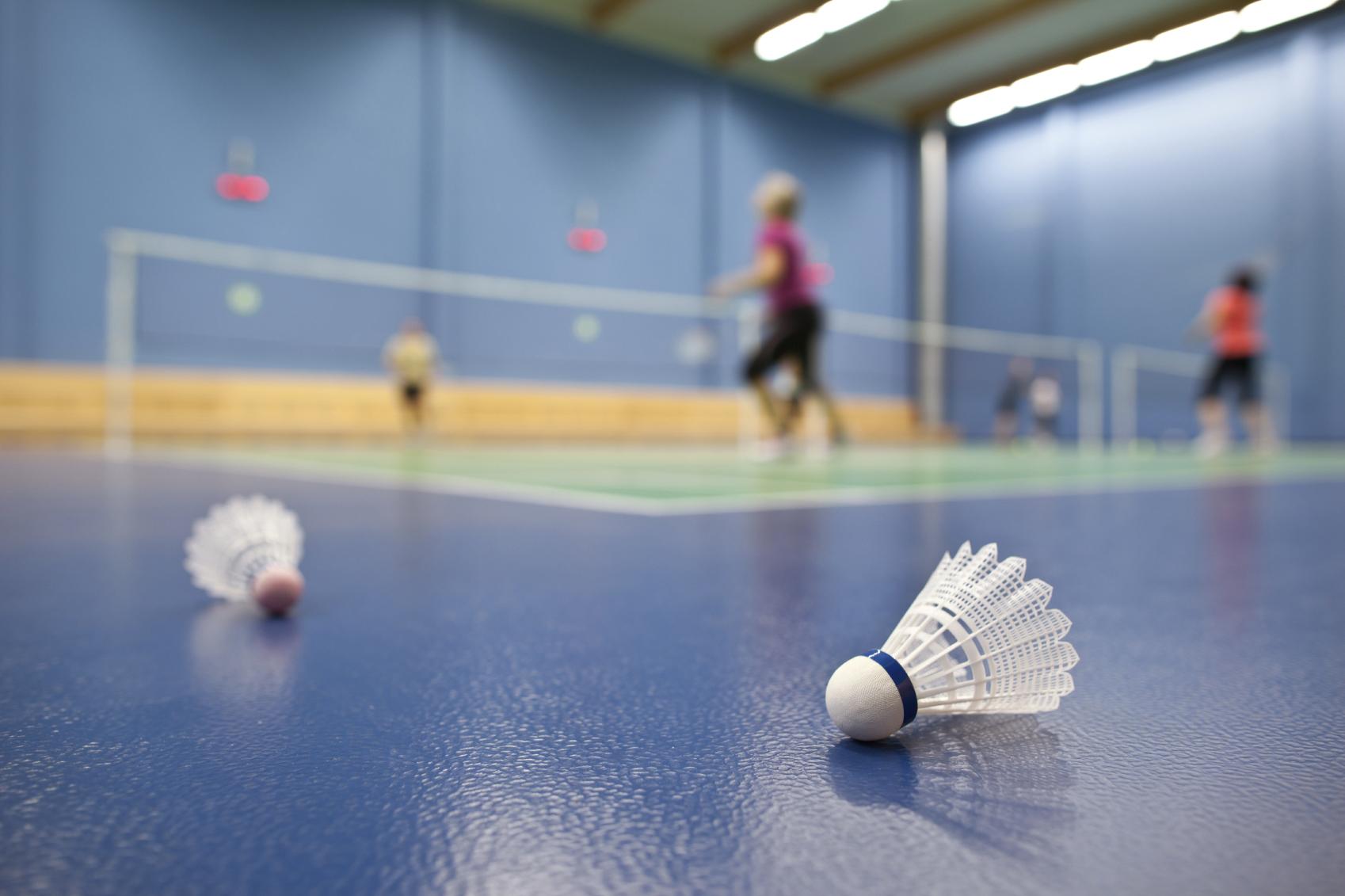 Badminton Spielregeln